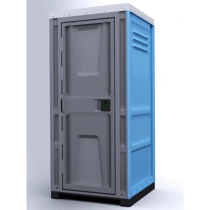 Туалетная кабина ToypeK собранная синяя