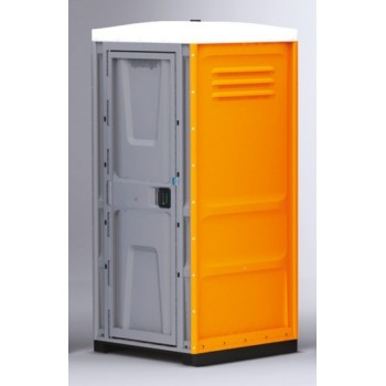 Туалетная кабина ToypeK разобранная оранжевая