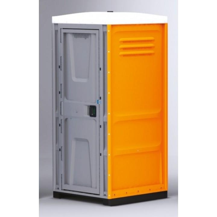 Туалетная кабина ToypeK собранная оранжевая