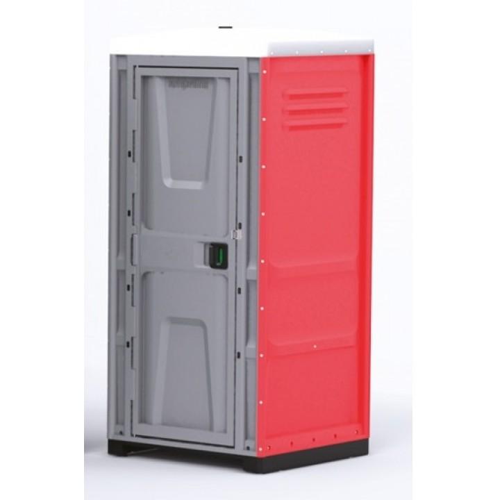 Туалетная кабина ToypeK разобранная красная