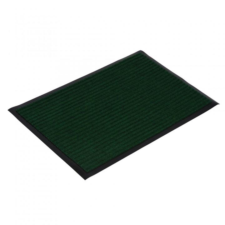 Коврик влаговпитывающий ребристый VORTEX 40х60 см зеленый 22079