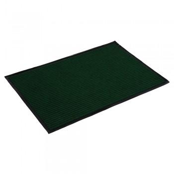 Коврик влаговпитывающий ребристый VORTEX 60х90 см зеленый 22091