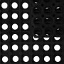 Коврик ячеистый грязесборный VORTEX 100х150х1,6 см 20004